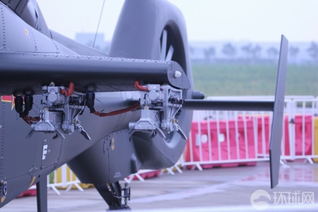 0People's Liberation Army (PLA) Chinese WZ -19 Attack Helicopter at China International Helicopter Exposition in Tianjin export pakistan missile atgm (2)