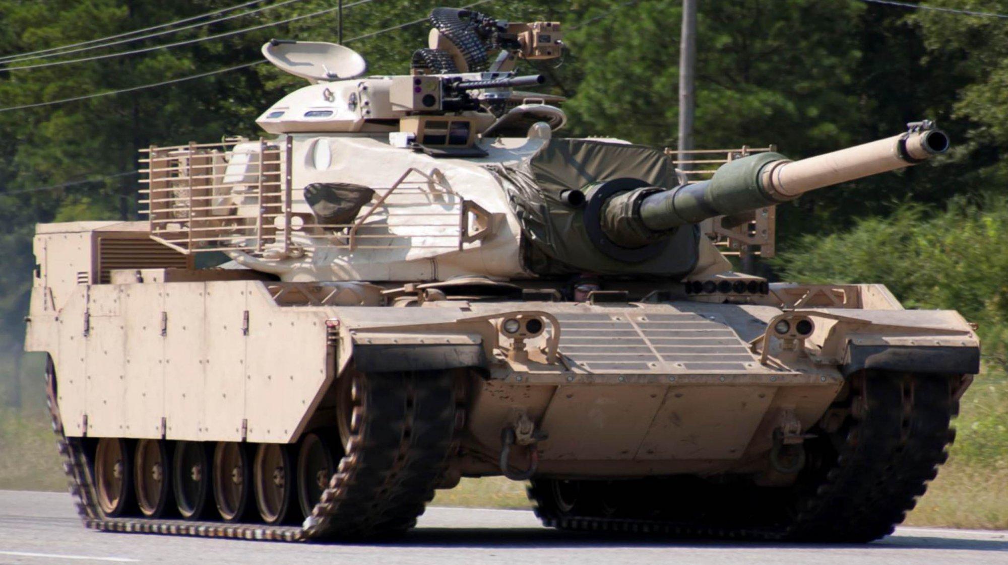 Asian Tank 98