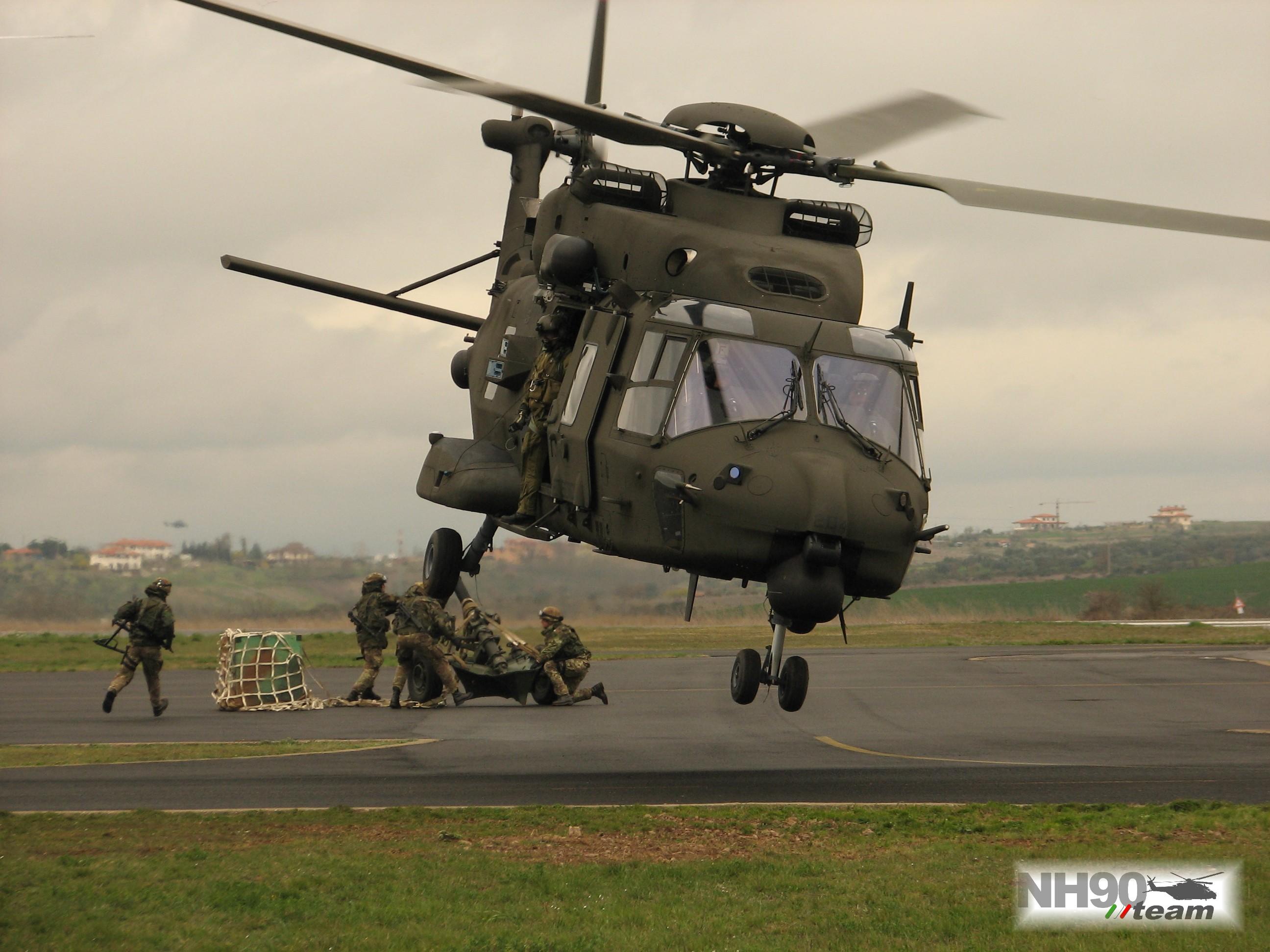 Helicopt re italien en irak les forums checksix for Porte helicoptere