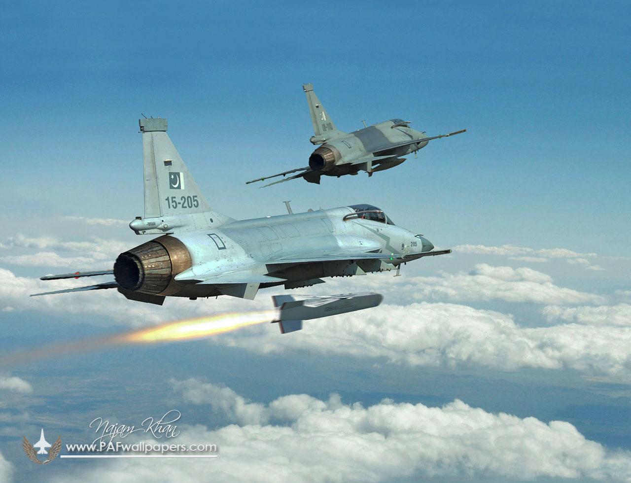 F 17 thunder