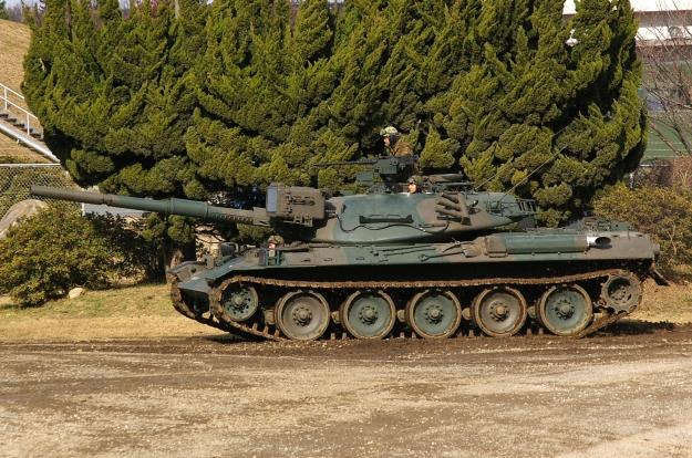 JGSDF_Type74_Tank(20080113)