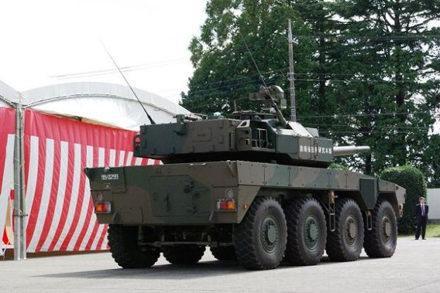 MCV_8x8_High_Mobility_Combat_Vehicle_105mm_gun_Japan_Japanese_army_defense_industry_military_technology_001