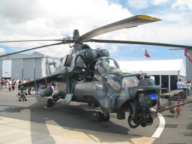 Mi-24_Super_Agile_Hind_on_ground_2006