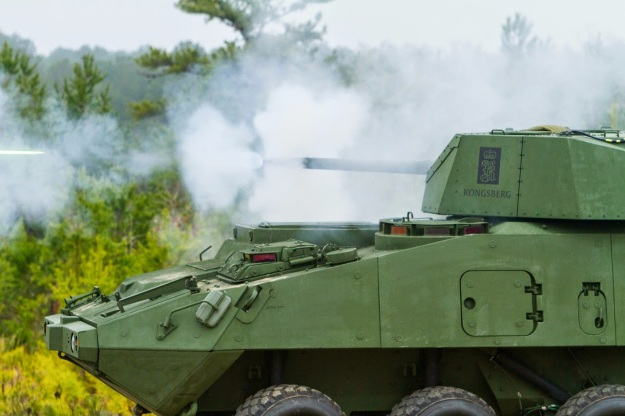 Remote Turret Stryker MCT30 2