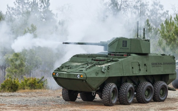 Remote Turret Stryker MCT30