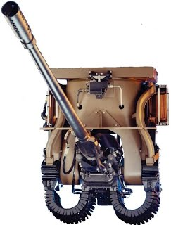 Turret machine gun Vektor F2 + GI-2 20mm. We can specify two port loading of its parallel