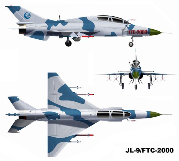 Resultado de imagen para Guizhou JL-9