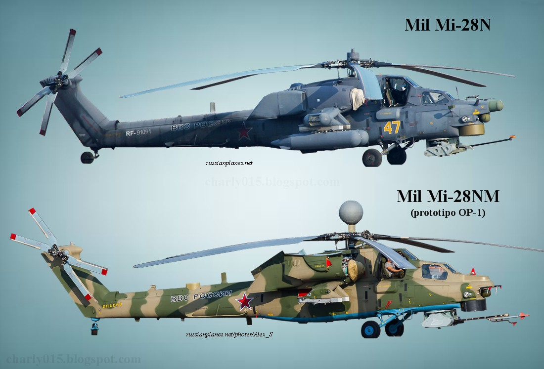 Russian Mi-28N/NM/UB Night Hunter attack helicopter | Thai Military and  Asian Region