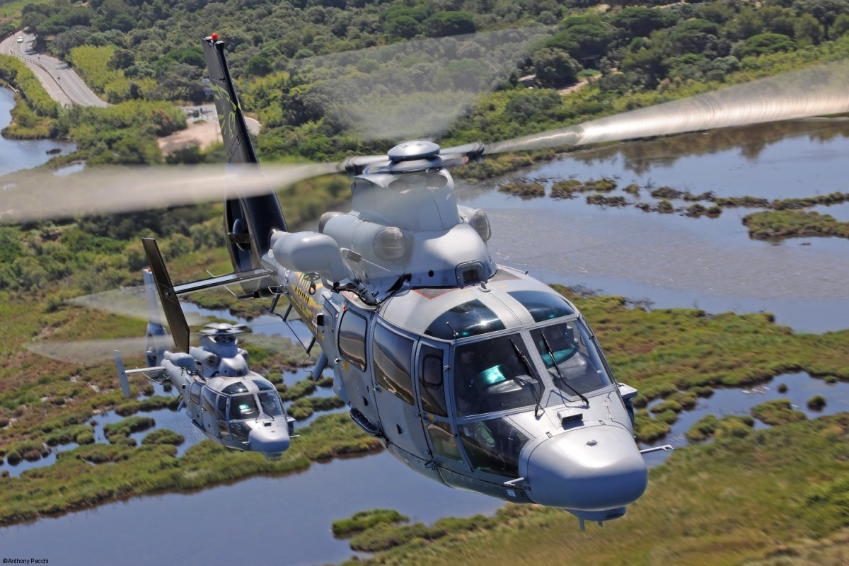 Eurocopter AS565 Panther