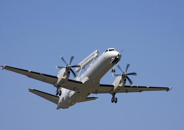 AIR_Saab_2000_Erieye_AEWC_Takeoff_Below_Saab_lg