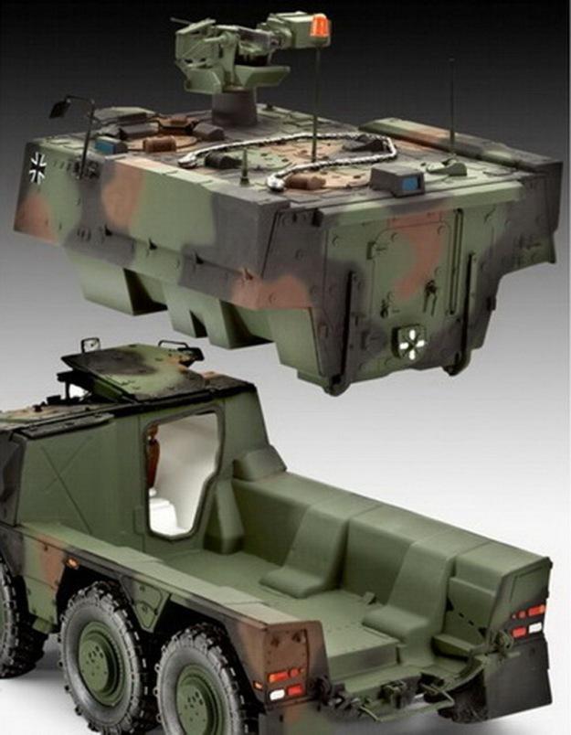 Boxer-MRAV-Module