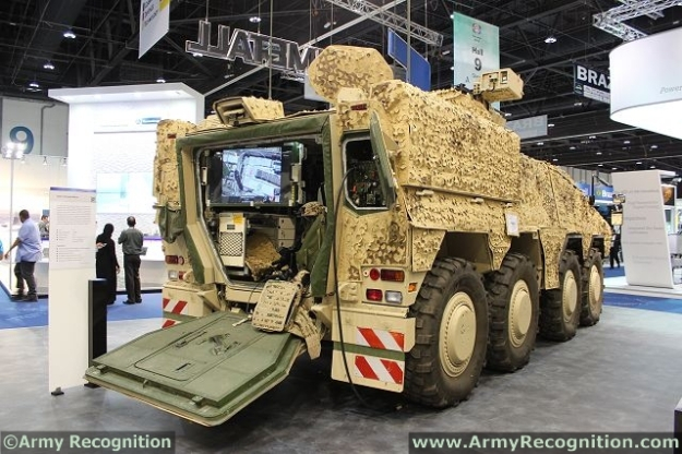 Boxer_command_post_8x8_armoured_vehicle_Rheinmetall_IDEX_2013_defence_exhibition_Abu_Dhabi_640_003