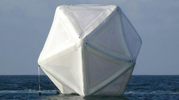 Decoys-afloat