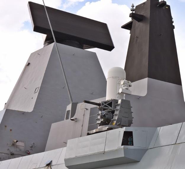 HMS Defender 3
