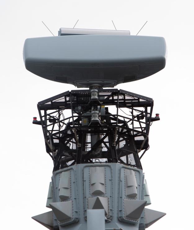 HMS Argyll Type 997 Radar
