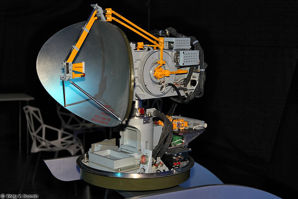 N-025E radar for Mi-28NE