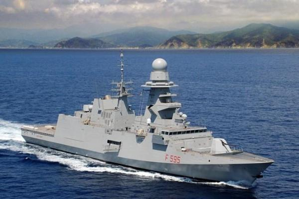 sea-trials-begin-for-new-italian-frigate