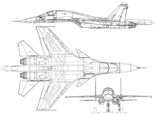 su_34_fullback_strike_fighter_datasheet_technical_drawing_640_001