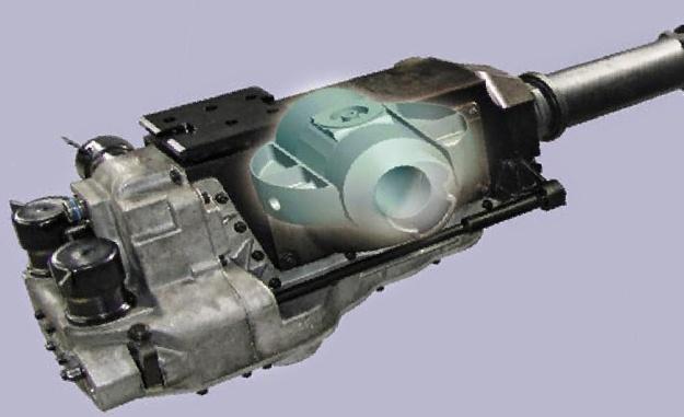 T40 CTWS 40mm
