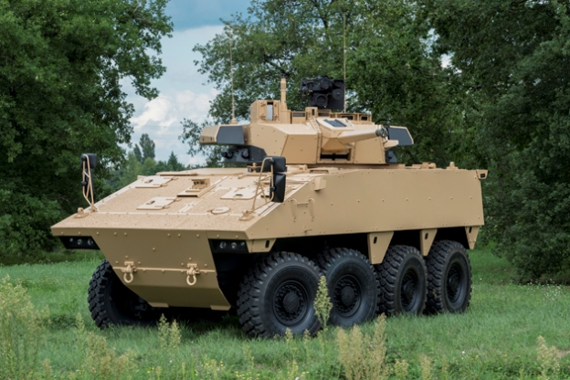 VBCI-2 Nexter Systems