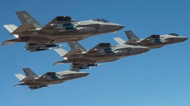 Luke AFB 309th & 63rd FS