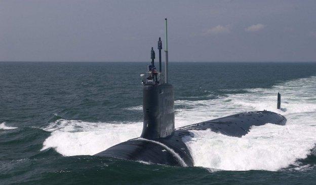 Virginia class attack submarine   Thai Military and Asian Region