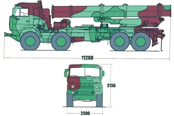 tornado_cv_9a52-4_mrls_multiple_rocket_launcher_system_kamaz-6350_truck_line_drawing_blueprint_001