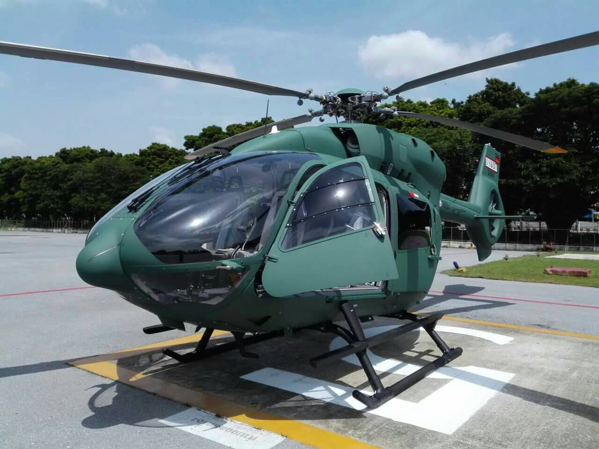 H145M Battlefield Support Helicopter, France | Thai Military