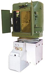 The gunner's new FLIR sight can acquire targets at day or night at ranges of up to 4000m. The automatic target tracking system is sophisticated enough to automatically engage low-flying aircraft without gunner input save for the need for him to press the trigger.