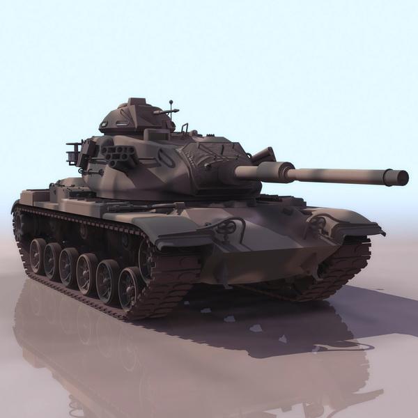 M tank service life extension program video thai
