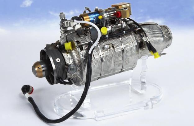 TJ-150-Turbojet