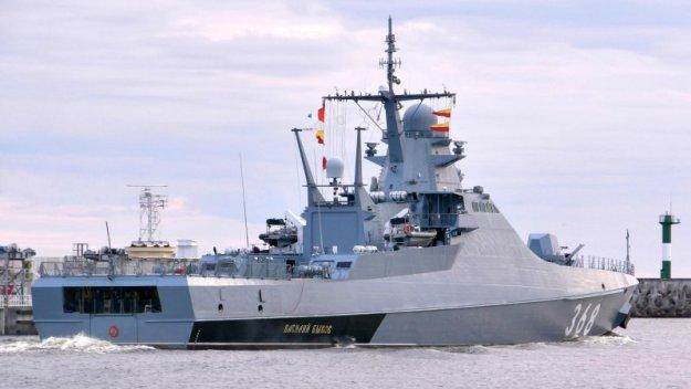 Головной патрульный корабль проекта 22160 Василий Быков -2 (1)