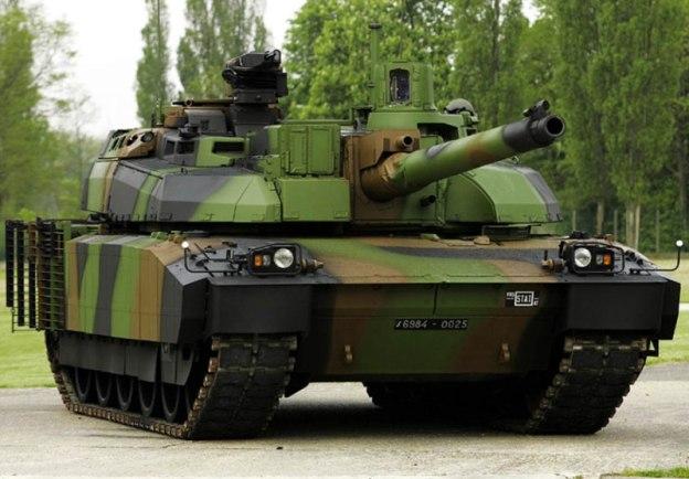 nexter-to-renovate-200-french-army-leclerc-tanks