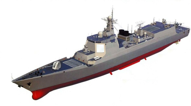 chinese-type-052d-destroyer