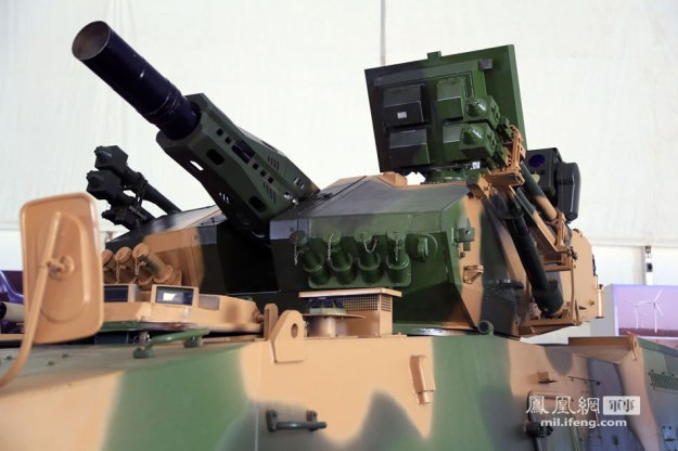ZBL-09 Self-Propelled 30mm & MANPADS Short Range Air Defense (SHORAD) pla plaaf army missile 30mm  (radar aesa  (1)