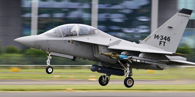 m 346 master advanced fighter trainer thai military and asian region rh thaimilitaryandasianregion wordpress com Yak- 130 Boeing 346
