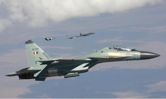 Image result for Su-30MKI LITENING pod