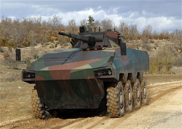 Atom_8x8_wheeled_armoured_infantry_fighting_vehicle_Renault_Trucks_Defense_Uralvagonzavod_Russia_France_640_001