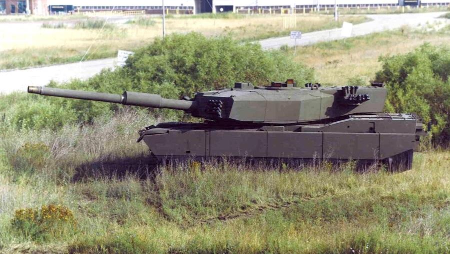 M1a3 abrams prototype