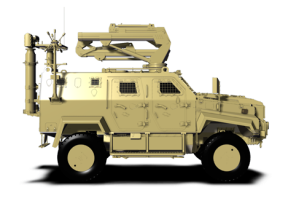 Mine/IED Detection - Clearance Vehicle
