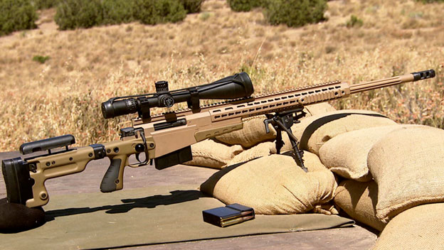 Lithuania buys Accuracy International AXMC sniper rifles