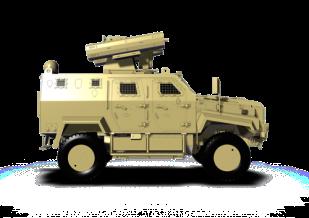 Air Defense Vehicle