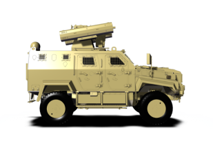 Air Defense Vehicle