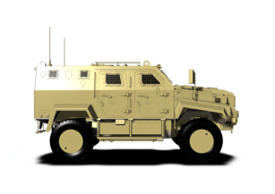 Command & Control Vehicle