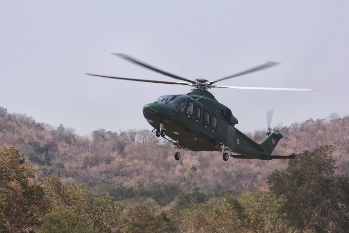 Royal Thai Army becomes first customer for AW149