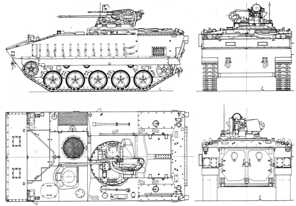 blueprint-amx-10p | Thai Military and Asian Region
