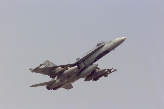 cf-18-libya