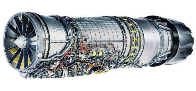 Image result for General Electric F110-GE-129 turbofan engine