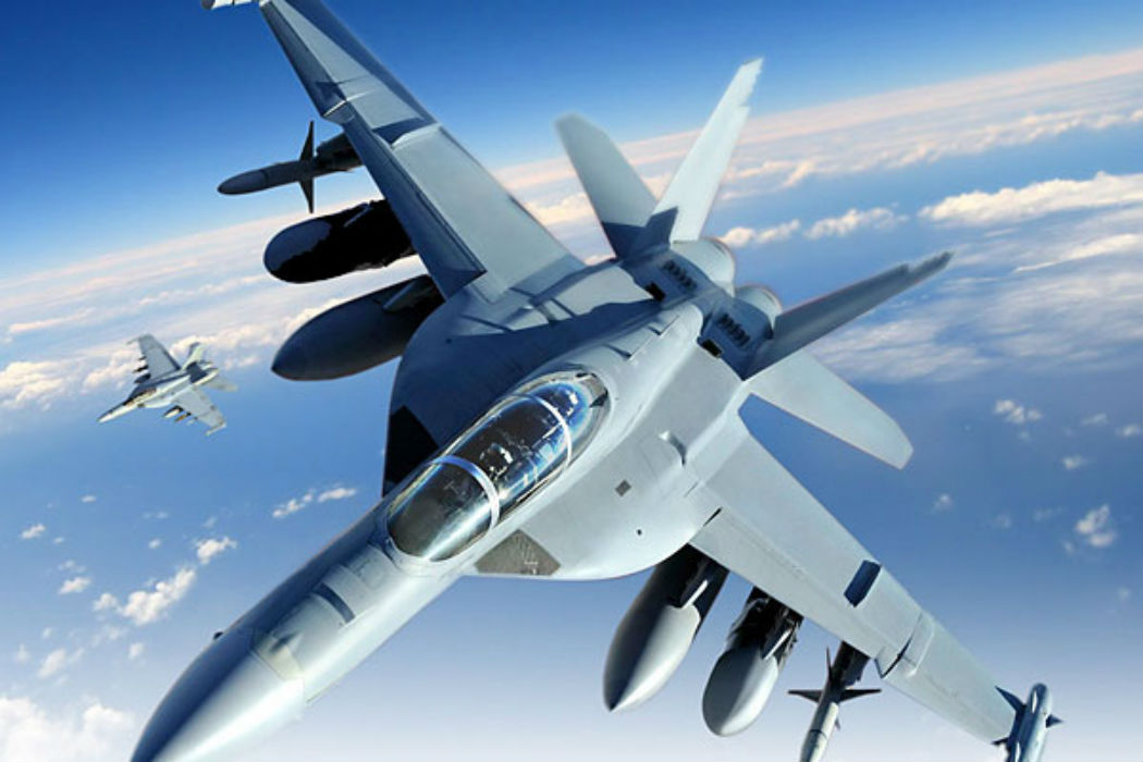 Apollo jammer - military jammer systems on jets