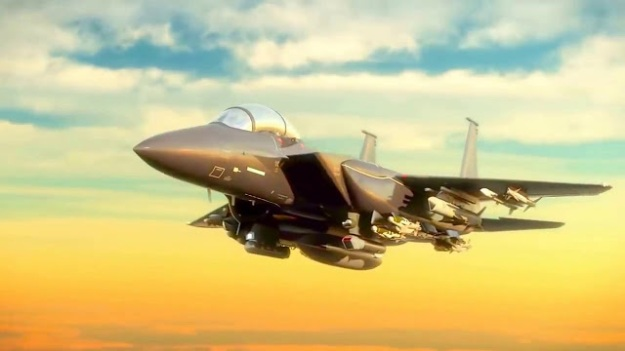 japan s ministry of defense has announced plans to double the number of air to air missiles mounted on the mitsubishi f 15j twin engine air superiority
